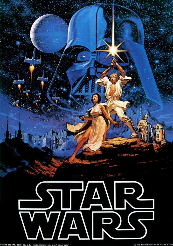 Star Wars 1977 Movie