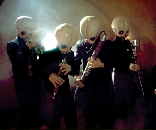 star wars - cantina band