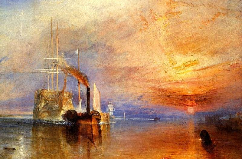 Fighting_Temeraire_Turner